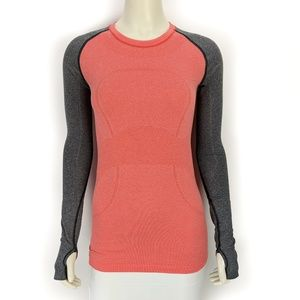 Lululemon Swiftly Tech Long Sleeve Shirt Top 4